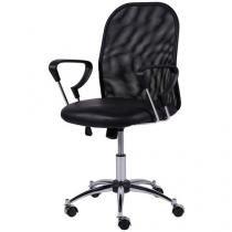 Cadeira Metal para Escritório Giratória - Ór Design Office Smart Baixa