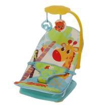 Cadeira Musical e Vibratória Portátil Girafa Mastela -