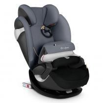 Cadeira P/Auto Pallas M-Fix Preto/Cinza - Cinto do Carro e Isofix (9 A 36kg) - Abra cadabra