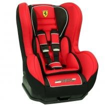 Cadeira para Auto (0 à 25kg) Cosmo SP Ferrari Red - Team Tex -