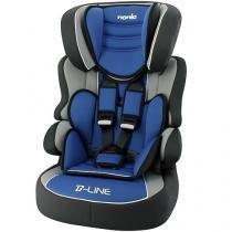 Cadeira para Auto Beline SP Agora Blue - Nania para Crianças de 9kg até 36kg