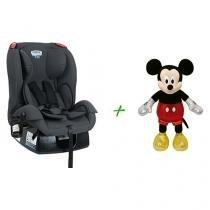 Cadeira para Auto Burigotto Matrix Evolution K - Memphis para Crianças até 25kg + Pelúcia Mickey