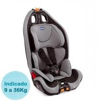 Cadeira para Auto Chicco Gro Up 1.2.3 - Silver - Chicco