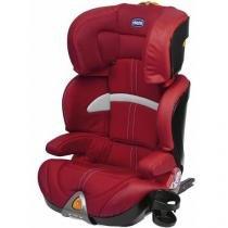 Cadeira para Auto Chicco Oasys Red Reclinável - 4 Posições para Crianças de 15 até 36kg