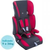 Cadeira para Auto Cosco Prisma Vermelho e Preto -