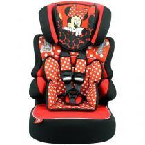 Cadeira para Auto Disney Beline SP  - Minnie Mouse Red para Crianças até 36kg