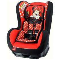 Cadeira para Auto Disney Minnie Mouse Cosmo SP - para Crianças até 25kg