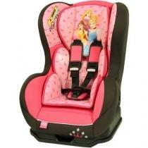 Cadeira para Auto Disney Princesas Cosmo SP Regulável para Crianças de até 25Kg