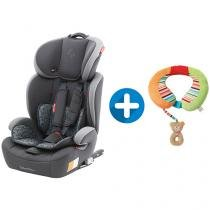 Cadeira para Auto Fisher-Price Safemax Fix BB563 - para Crianças até 36kg + Protetor de Pescoço Urso