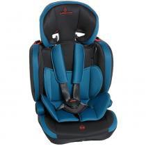 Cadeira para Auto Galzerano Astor LX 9A 36KG 8060CZ - Preto com Azul -
