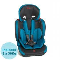Cadeira para Auto Galzerano Astor LX - Preto e Azul -