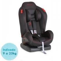 Cadeira para Auto Galzerano Flyn - Preto -