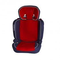 Cadeira para auto Galzerano Mano Vermelho e Azul de 15kg a 36kg -