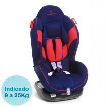Cadeira para Auto Galzerano Must - Azul Bic e Vermelho - Galzerano