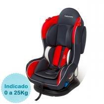 Cadeira para Auto Galzerano Transbaby - Grafite/Vermelho - Galzerano