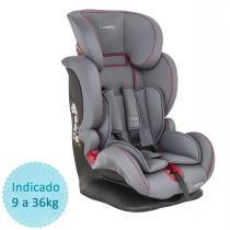 Cadeira para Auto Kiddo Pilot 9 a 36kg - Grafite -