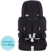 Cadeira para Auto Lumina Baby G1G2G3 - Preta - Lumina Baby