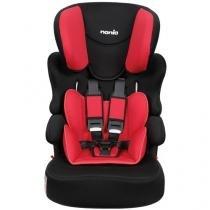 Cadeira para Auto Nania Kalle Accès Rouge - 1 Posição para Crianças de 9 até 36kg