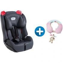 Cadeira para Auto Reclinável Burigotto Multipla - para Crianças de 9 a 36Kg + Protetor de Pescoço