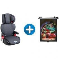 Cadeira para Auto Reclinável Burigotto Protege  - para Crianças de 15 a 36Kg + Protetor Solar Disney