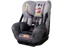 Cadeira para Auto Reclinável Disney 5 Posições  - Eris Denim Mickey Mouse para Crianças até 25kg