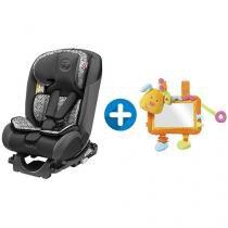 Cadeira para Auto Reclinável Fisher-Price  - All-Stages Fix 4 Posições + Meu Primeiro Espelho