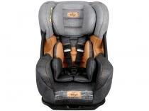 Cadeira para Auto Reclinável Migo Eris Denim  - Gris 5 Posições para Crianças até 25kg