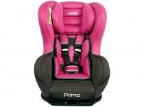 Cadeira para Auto Reclinável Nania 5 Posições - Primo Luxe Framboise para Crianças até 25kg