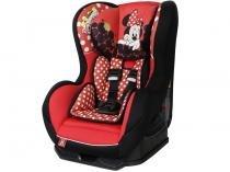 Cadeira para Auto Reclinável Team Tex Disney  - Primo Minnie Mouse 4 Posições p/ Crianças até 25kg