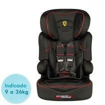 Cadeira para Auto Scuderia Ferrari Beline SP - Ferrari Black - Scuderia Ferrari
