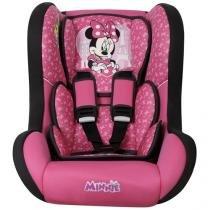 Cadeira para Auto Team Tex Disney Trio  - Minnie Mouse Paris para Crianças até 25kg