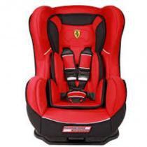 Cadeira Para Carro Cosmo SP Ferrari Vermelha 0 a 25 kg - Nania