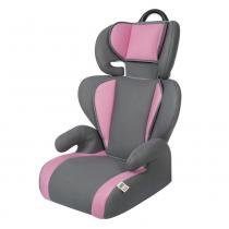 Cadeira para Carro Safety  Comfort 04300.26 Cinza/Rosa - Tutti Baby - Tutti Baby