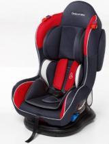 Cadeira para Carro Transbaby Grafite Vermelho Galzerano -