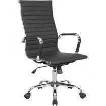 Cadeira para Escritório Giratória Presidente - Travel Max