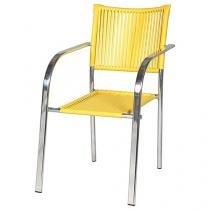 Cadeira para Jardim/Área Externa Alumínio - Alegro Móveis C322