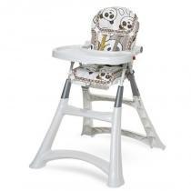 Cadeira Para Refeição Alta Premium Galzerano Panda -