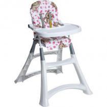 Cadeira Para Refeição Alta Premium Galzerano Tigrinha -