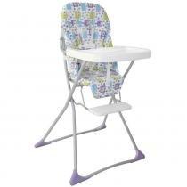Cadeira Para refeição Tigrinha Galzerano - 50155010 - Ursinho - Galzerano