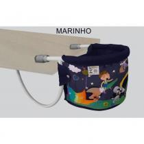 Cadeira Plus Arco Iris  Marinho - ÚNICO - SAPECA KIDS