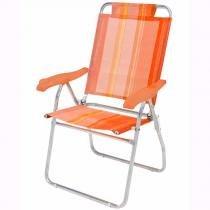 Cadeira Reclinável Boreal Fashion Laranja Mor - Mor