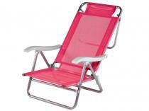 Cadeira Reclinável Sol de Verão 6 Posições - Mor 2118