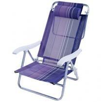 Cadeira Reclinável Sol de Verão Boreal - Mor
