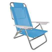 Cadeira Reclinável Summer Fashion 2115 Mor -