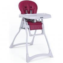 Cadeira Refeicao Merenda Framboesa - ÚNICO - BURIGOTTO