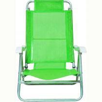 Cadeira Sol De Verão Fashion Verde Mor - Mor