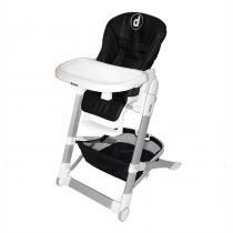 Cadeirao galzerano lilly preta d506 - Galzerano dzieco