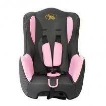 Cadeirinha Bebê Infantil Automóvel  Baby Style   9 A 18 Kg - Rosa -