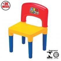 Cadeirinha Colorida - Bell Toy - Bell Toy