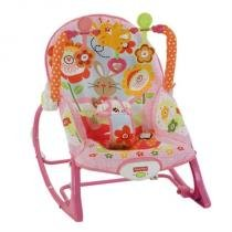 Cadeirinha de Balanço Minha Infância Meninas Y4544 Fisher Price -